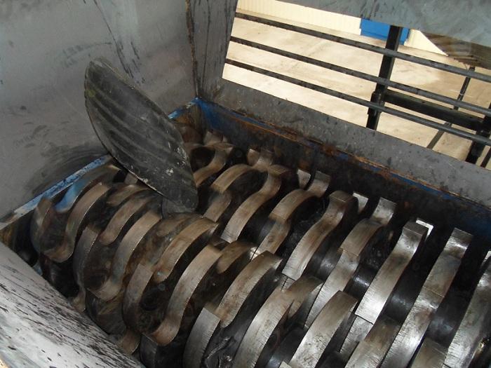 Переработки шин в крошку своими руками 44
