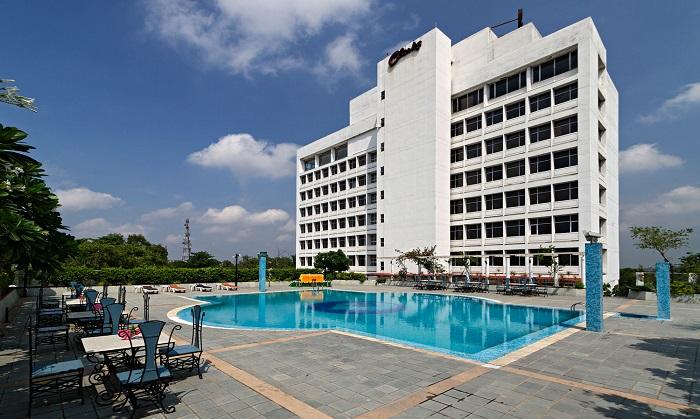 Отель в туристическом регионе