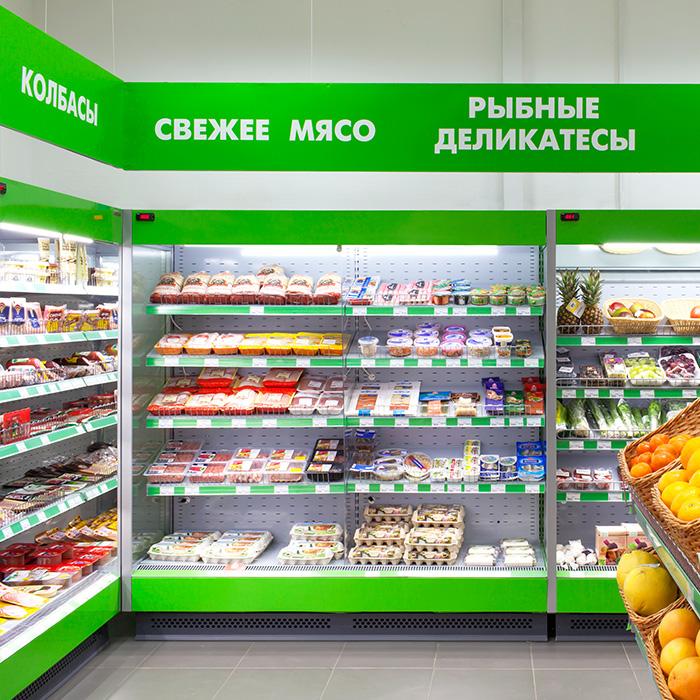 Магазины Фасоль