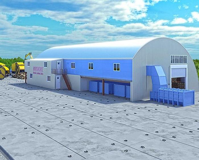 Проект мусороперерабатывающего завода 1
