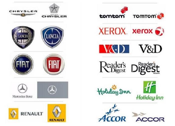 Примеры ребрендинга компаний