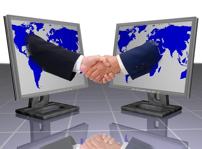 Электронные торги объединяют на расстоянии