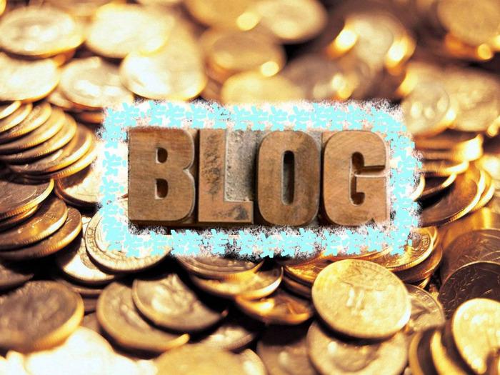Как зарабатывать на блоге 1