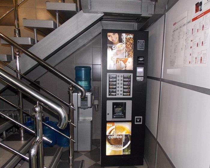 Кофейный автомат
