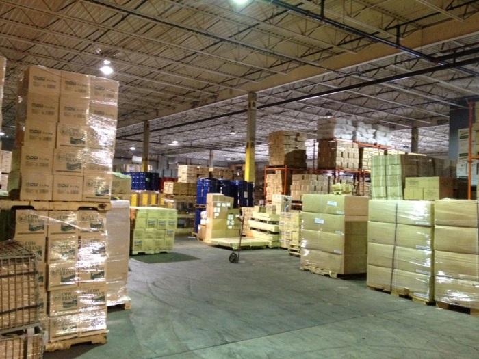 Сортировочный склад