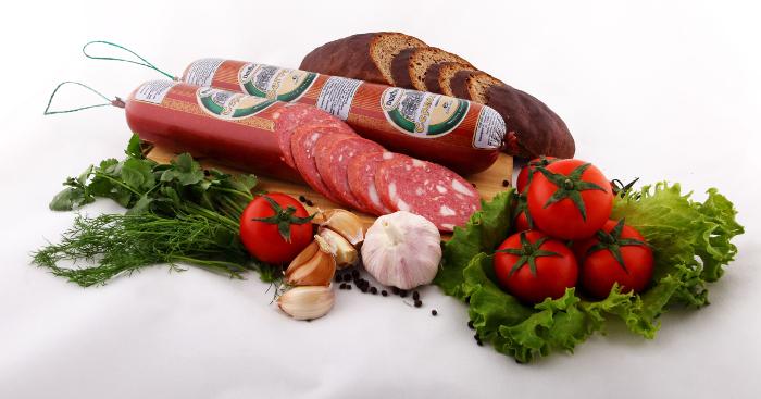 Крафтовая колбаса