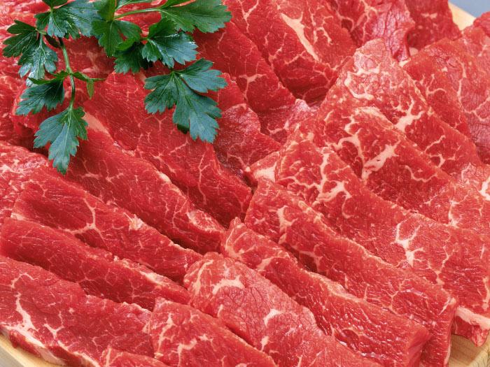 Качественное мясо