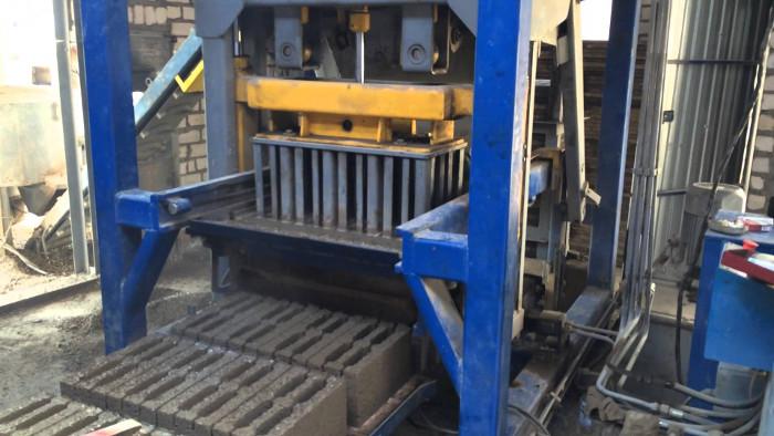 Оборудование для производства керамзитобетонных блоков