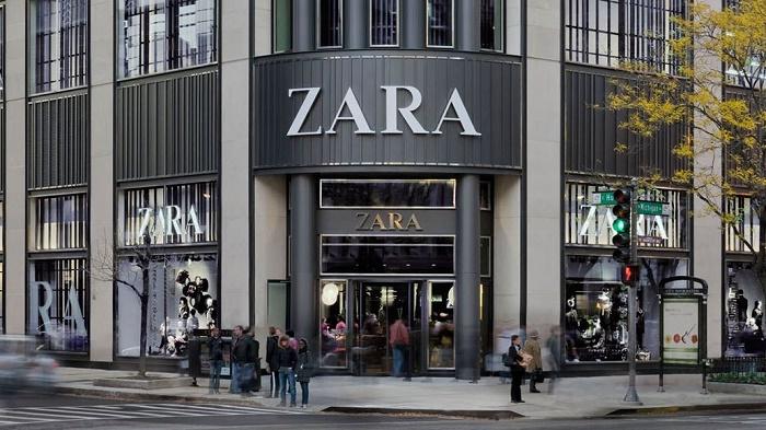 Почему Zara это успешный бренд?