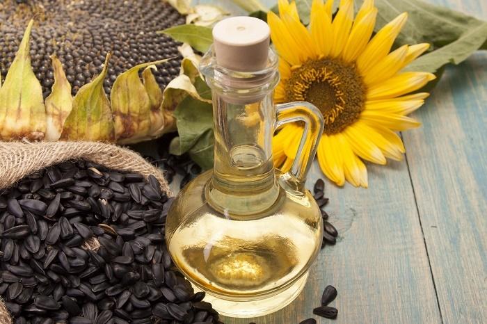 Как производится растительное масло