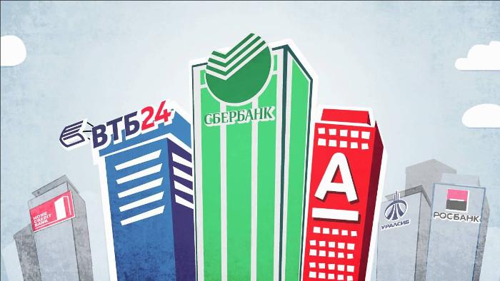 Обслуживающие банки