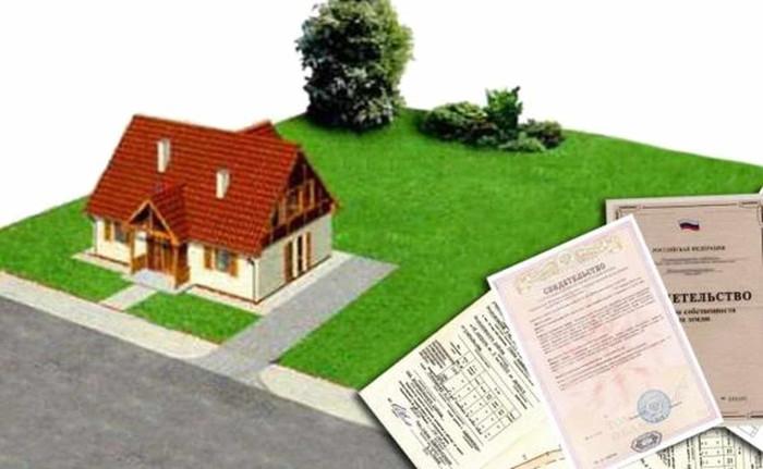 Документы для оформления в собственность ЛПХ