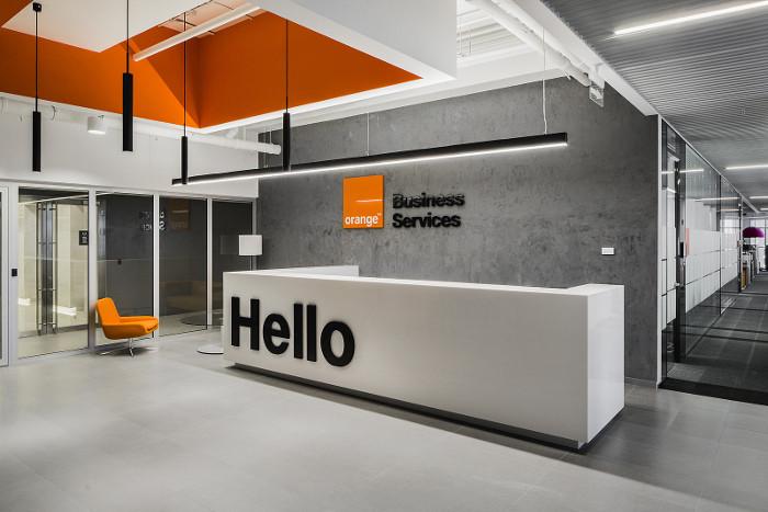 Офис Orange
