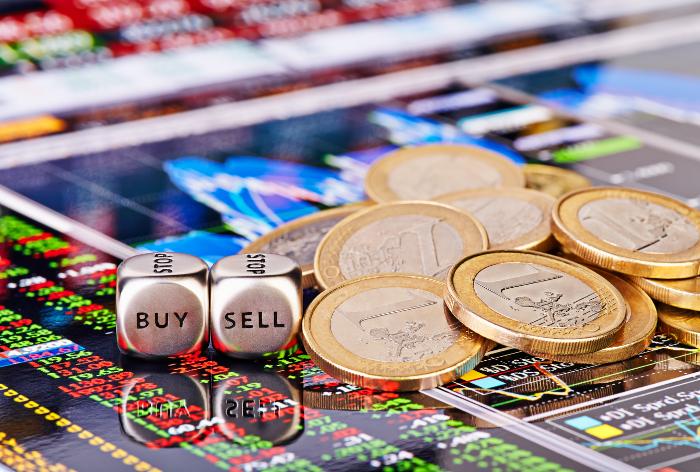 Платформа для игры на бирже