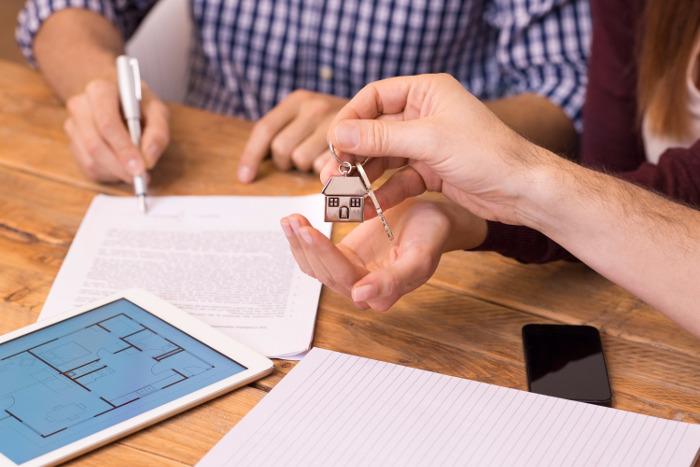 Заемщик вступает в права собственности