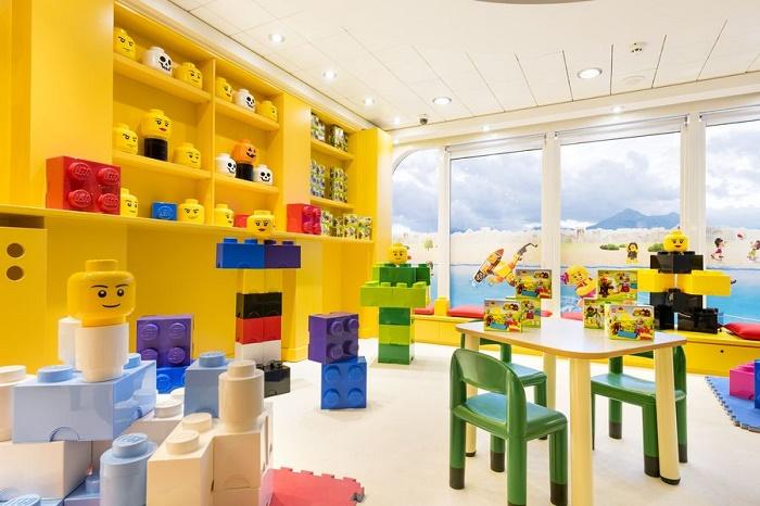Чем полезен конструктор Lego?