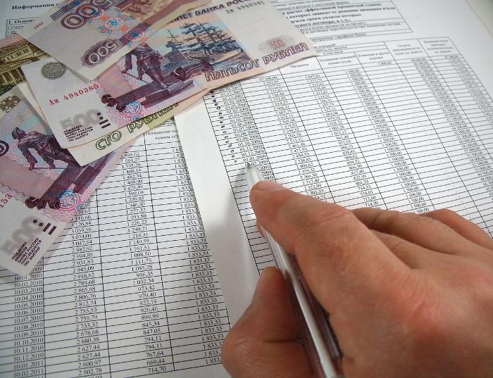 Соотношение дебит/кредит