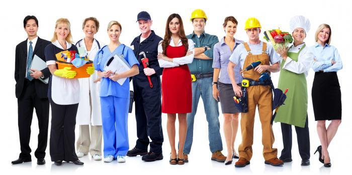 Среднесписочная численность работников