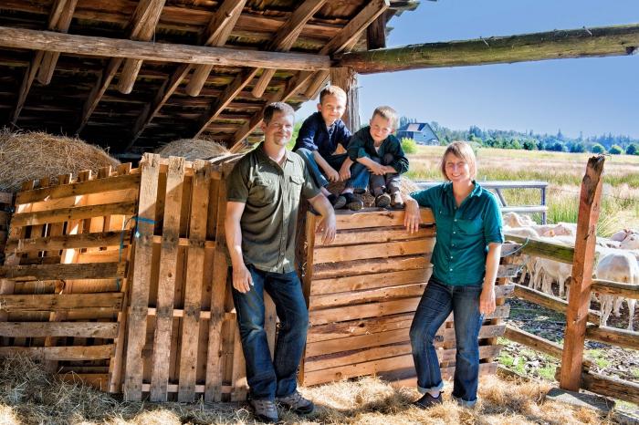 Семейное фермерское хозяйство