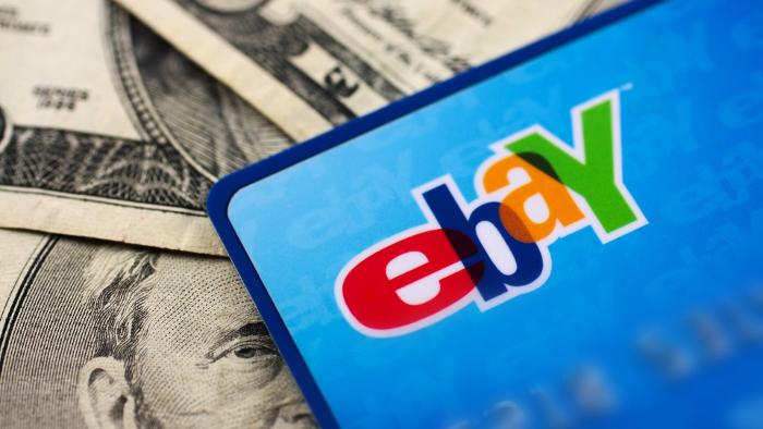Продажа на eBay