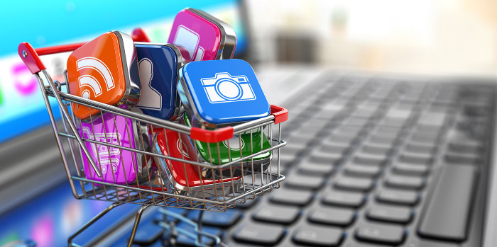 Удалённая реализация товаров через интернет