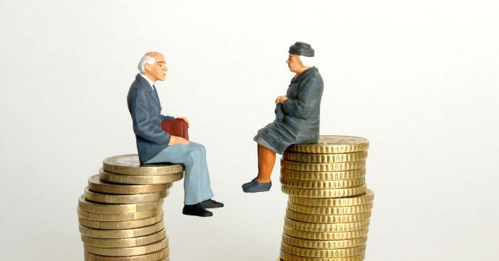Размер пенсии гражданских пенсионеров
