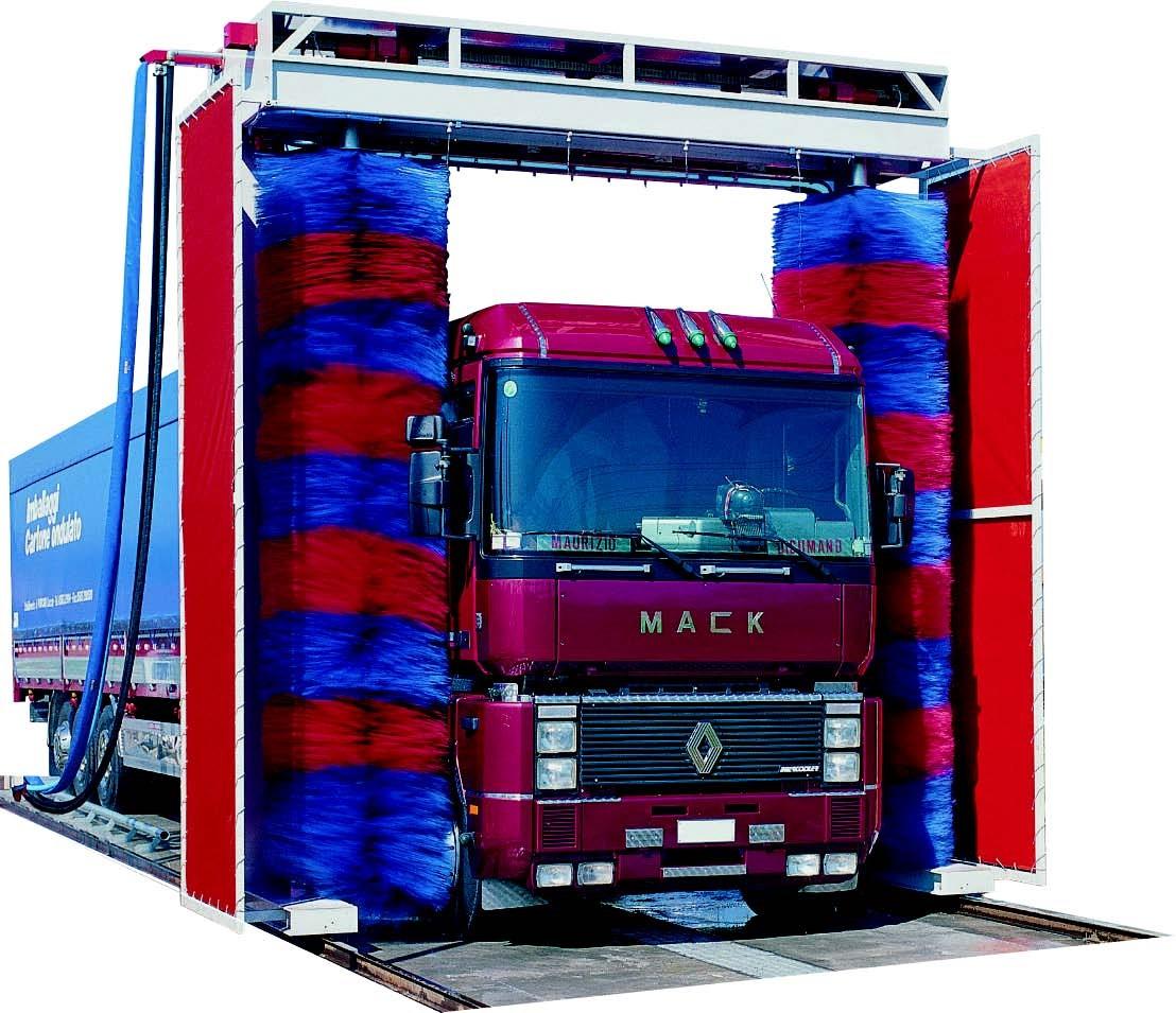 Почему стоит вкладываться в бизнес на грузовой мойке?