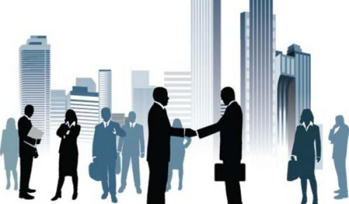 Встреча предпринимателей.