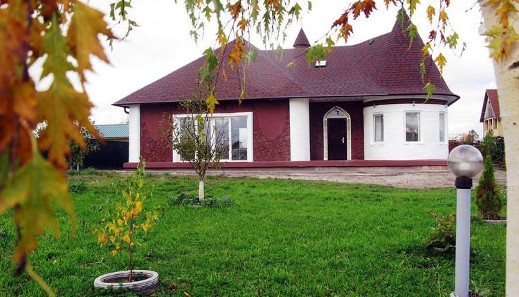 Дом в Ярославской области, напечатанный на 3d принтере.