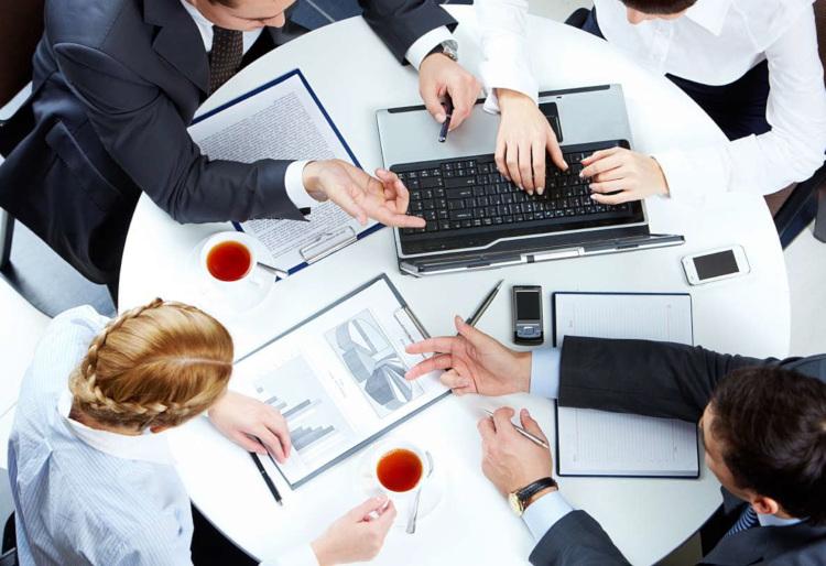 Организация бизнеса