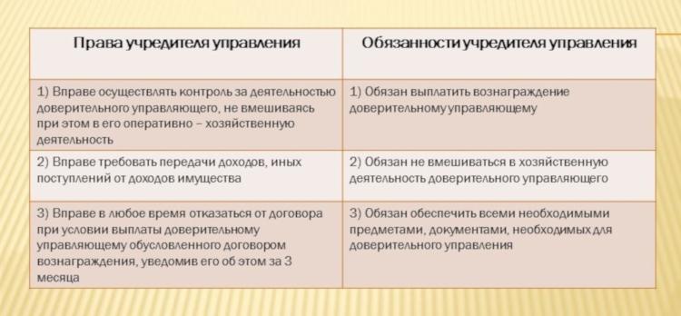 Права и обязанности учредителей ООО