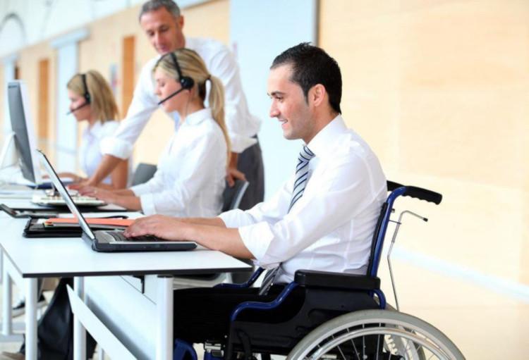 Работники-инвалиды по квоте
