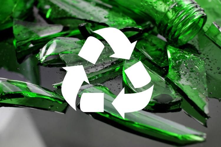 Прием стеклотары на переработку