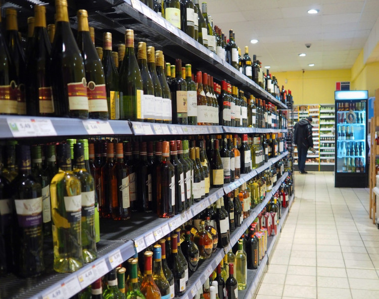 Разрешение на торговлю алкоголем