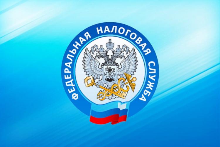 Логотип налоговой службы ФНС России