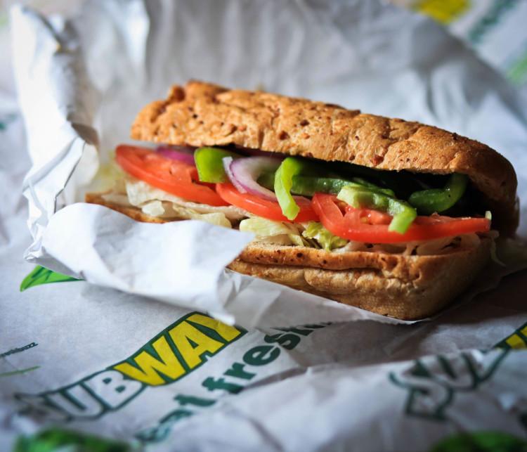 Сэндвич Сабвей
