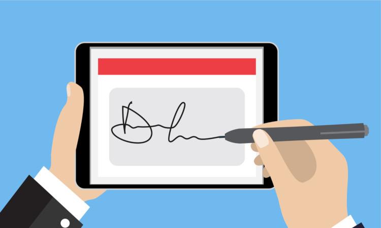 Электронно-цифровая подпись