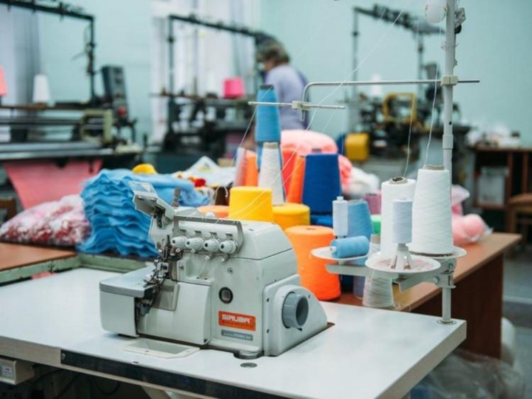Оборудование для швейного цеха