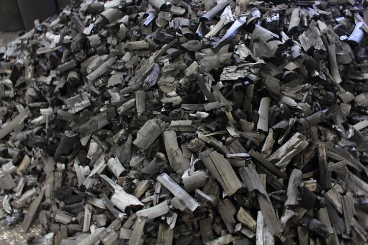 Качество древесного угля