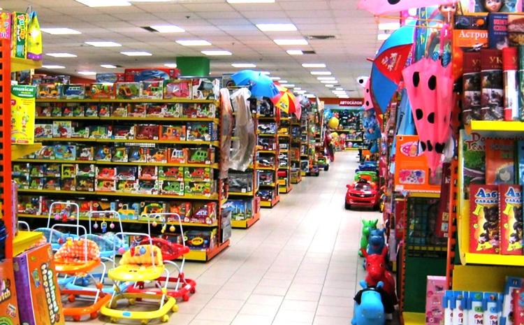 Особенности игрушек, как товара для реализации