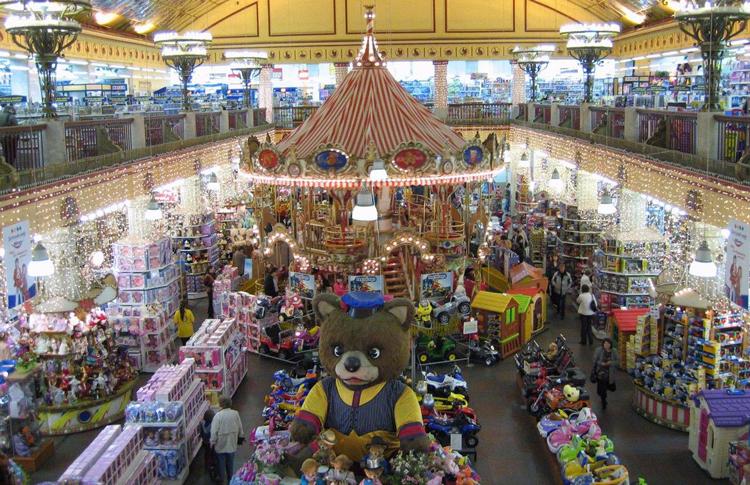 Что влияет на окупаемость магазина детских игрушек