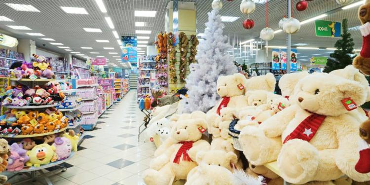 Выбор помещения для магазина игрушек