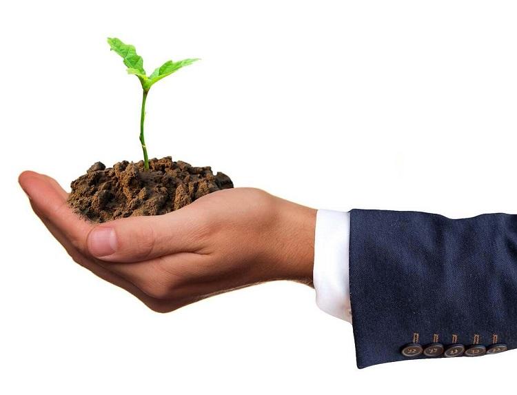 Дарение земли