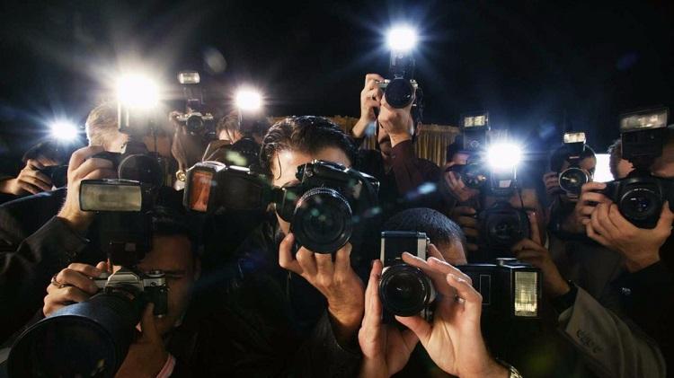 Сотрудники СМИ