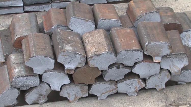 Сырье для производства лопат
