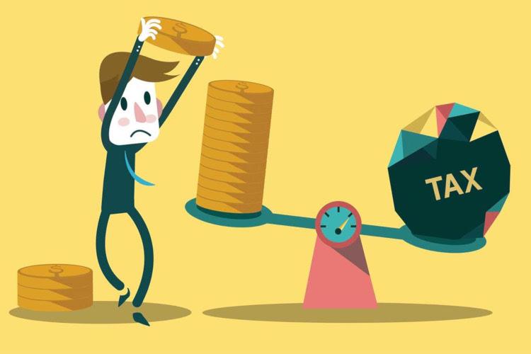 Уплата налогов по ОСНО