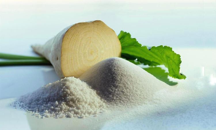 Производство сахара их свеклы