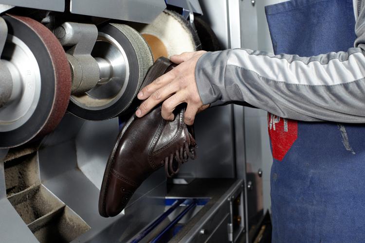 Местоположение обувной мастерской