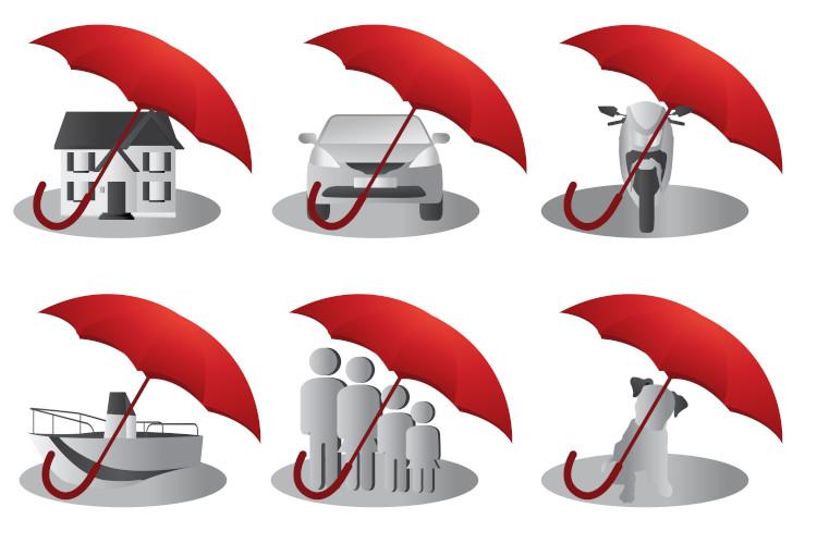 Объекты страхования