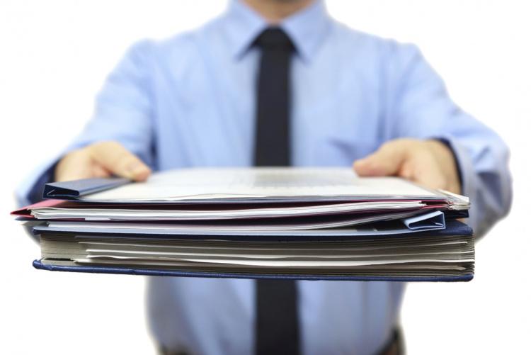 Отчёт об уплате страховых взносов